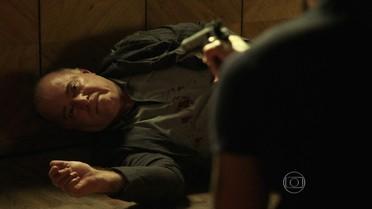 Atingido, Zé Maria duvida que Juliano puxará o gatilho