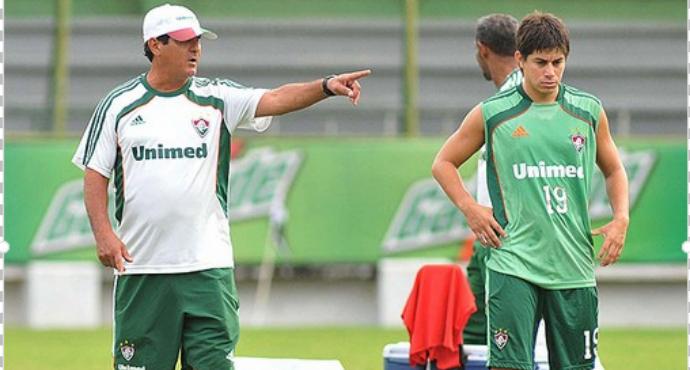 Muricy Conca Fluminense (Foto: divulgação)