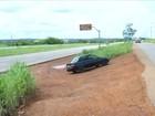 Motoristas se arriscam fazendo 'gatos' na rodovia TO-050, em Palmas