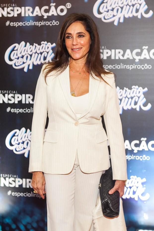 Christiane Torloni (Foto: Anderson Barros / EGO)