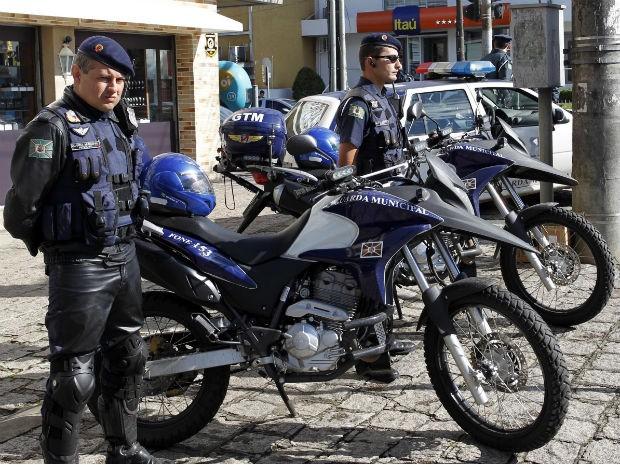 Guarda Municipal de Curitiba deve ser transformada em Polícia Comunitária (Foto: Divulgação/Luiz Costa/SMCS)