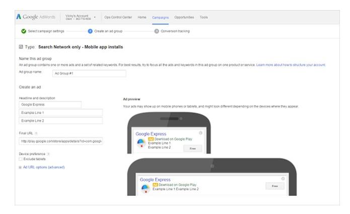 Gerenciamento dos anúncios em apps (Foto: Divulgação/Google)