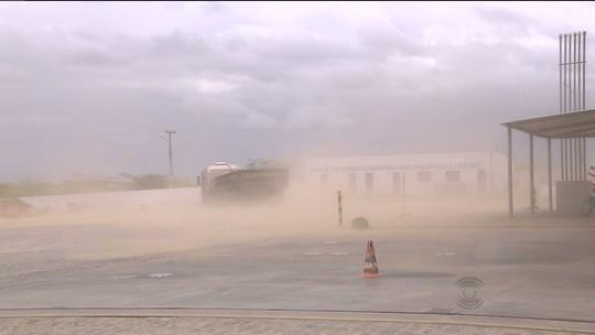 Cidade na PB recebe em 6 horas 65% da chuva prevista para mês, diz Aesa