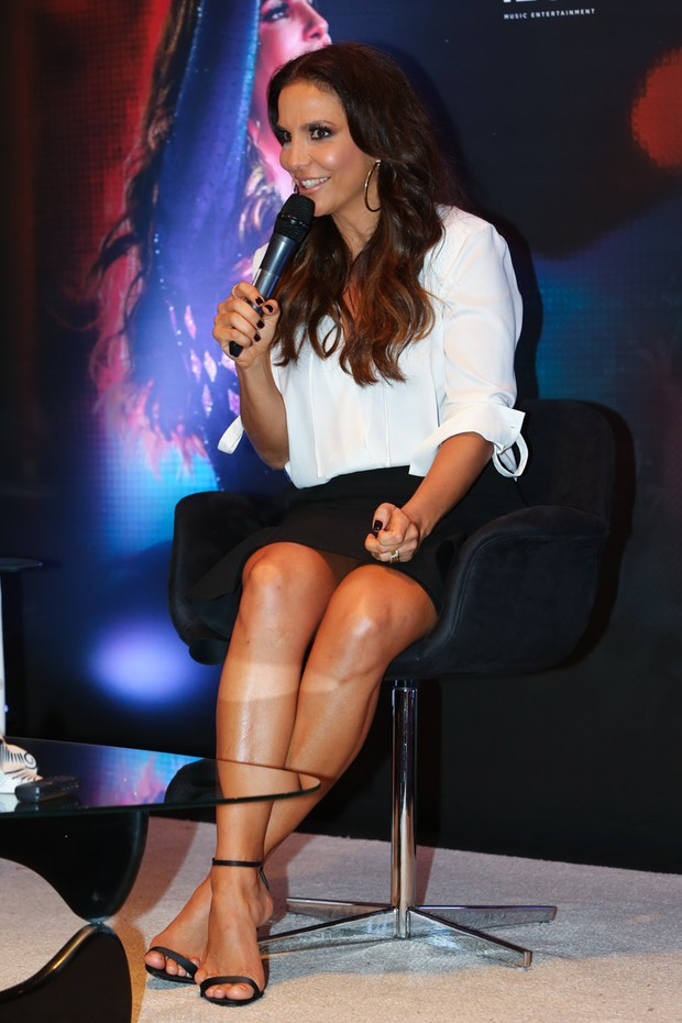 Ivete Sangalo (Foto: Manuela Scarpa / Foto Rio News)