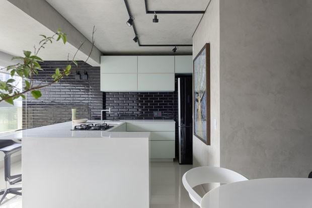 Um apartamento jovem e minimalista de 78 m² em Belo Horizonte (Foto: Gustavo Xavier)