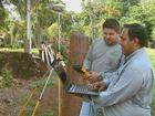 Incra usa GPS para mapear pequenas propriedades rurais de 15 municípios