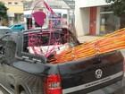 Polícia prende sete baloeiros em flagrante em Jacareí, SP