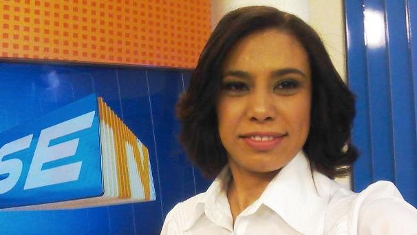 Paulla Azevedo (Foto: Divulgação / TV Sergipe)
