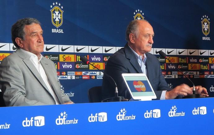 Luiz Felipe Scolari felipão parreira seleção brasileira (Foto: Leandro Canônico)