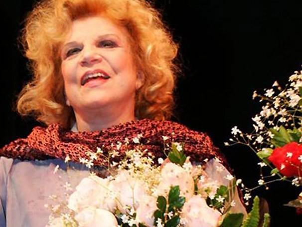 Em 2008, Tônia Carrero foi a grande homenageada do Prêmio Shell (Foto: Divulgação)