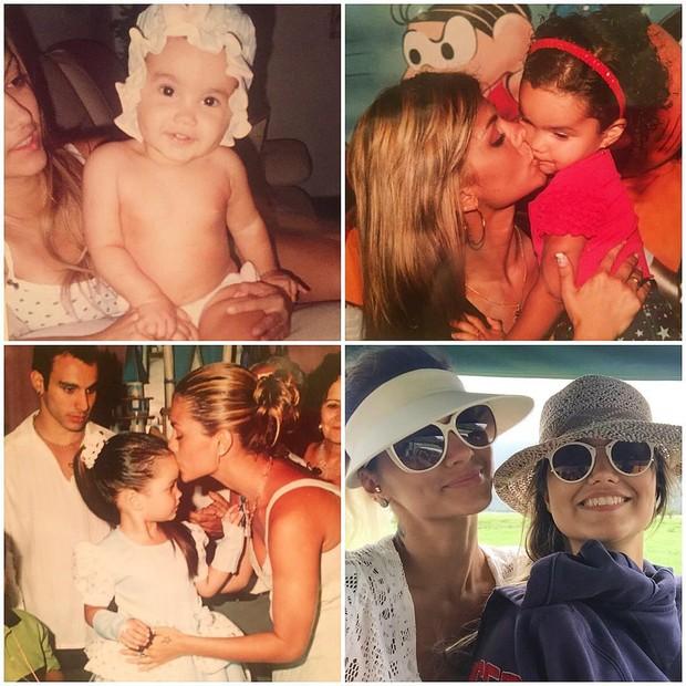 Kelly Key mostra fotos com Suzanna Freitas (Foto: Instagram)