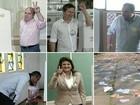 Candidatos à Prefeitura de Santa Maria votam na região central do RS