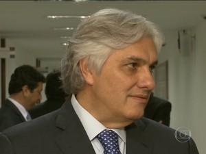 Delcídio do Amaral (Foto: GloboNews)