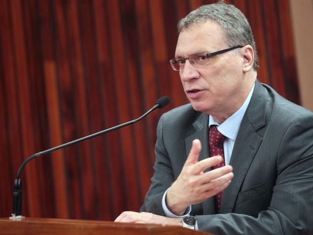 O subprocurador-geral da República Eugênio Aragão, anunciado pelo Palácio do Planalto como novo ministro da Justiça (Foto: Roberto Jayme/TSE )