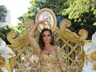 Ivete Sangalo leva a melhor no look usado no domingo em Salvador