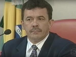 Carlão de Oliveira (Foto: TV Globo/ Reprodução)