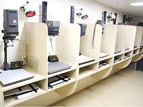 Laboratório de revelação da Ulbra (Foto: Divulgação / Ulbra)
