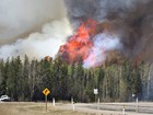 Incêndio no Canadá pode dobrar de tamanho neste sábado