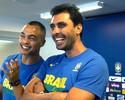 """Vem aí o """"técnico dos times bonitos"""": Dodô faz curso para se tornar treinador"""