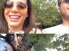Anitta curte viagem com amigo em Orlando: 'Melhor lugar do mundo'