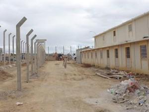 Obras do presídio estão sendo concluídas. (Foto: Divulgação/Ufal)