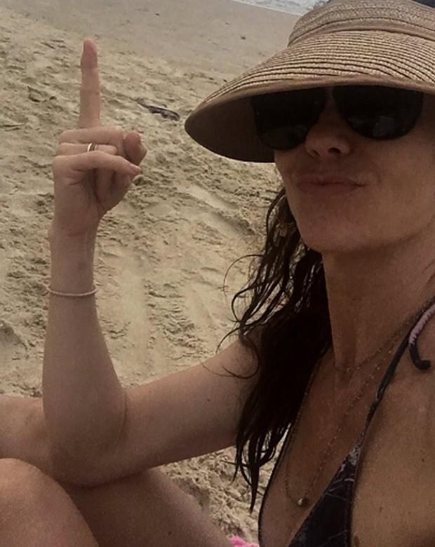 Flávia Monteiro (Foto: Reprodução/Instagram)