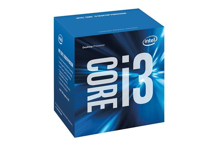 i3 tem vantagem nas especificações, mesmo tendo quatro núcleos a menos que o FX 6300 (Foto: Divulgação/Intel)