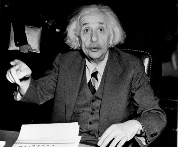 Albert Einstein (Foto: Getty Images)