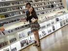 Larissa Manoela e João Guilherme são flagrados em livraria de shopping