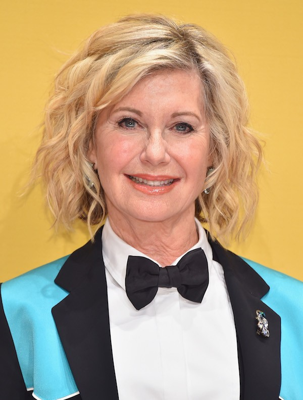 A atriz Olivia Newton-John (Foto: Getty Images)