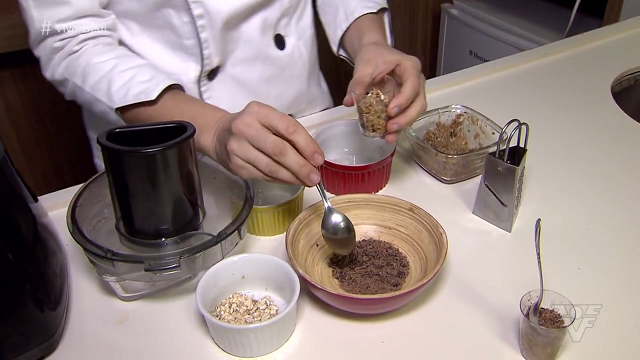 Karina Simas, nutricionista, dá dicas de alimentação no Viver Bem (Foto: Reprodução/TV Tribuna)