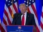 Trump e seu futuro primeiro escalão não estão se entendendo