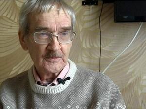 Petrov não se vê como herói, mas diz que URSS teve sorte por ter sido ele quem estava trabalhando (Foto: BBC)