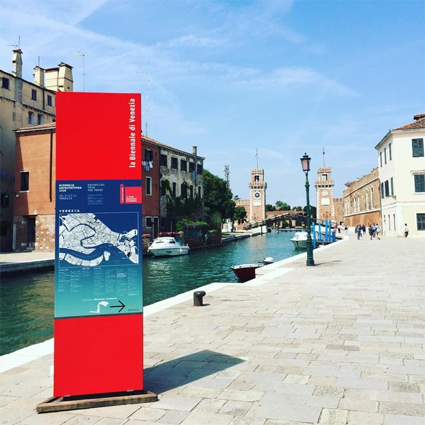 Bienal de Arquitetura de Veneza: acompanhe a nossa cobertura no Instagram (Foto: Taissa Buescu)