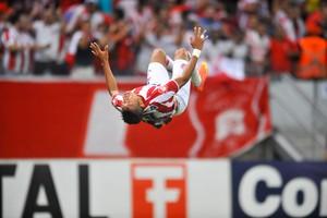 Rony Náutico x Atlético-GO (Foto: Aldo Carneiro / Pernambuco Press)