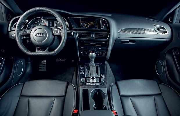 Audi RS4 Avant (Foto: Divulgação)