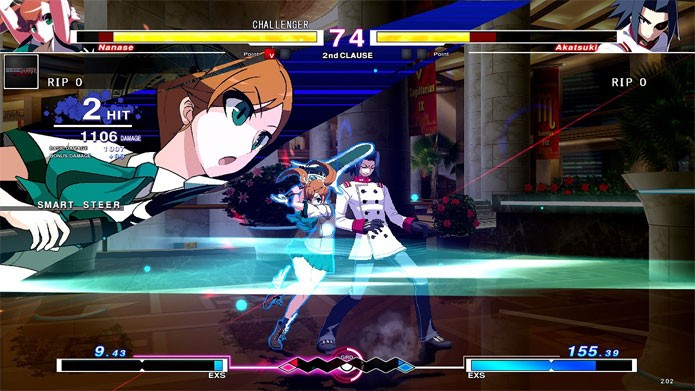Under Night In-Birth Exe:Late (Foto: Divulgação)