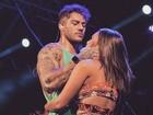 Lucas Lucco dá chega mais em fã durante show no Pará