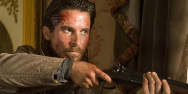 Christian Bale como o capitão Joseph J. Blocker em Hostiles (Foto: Divulgação)