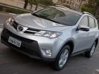 Primeiras impressões: Toyota RAV4 2.0 4x2 e 2.5 4x4