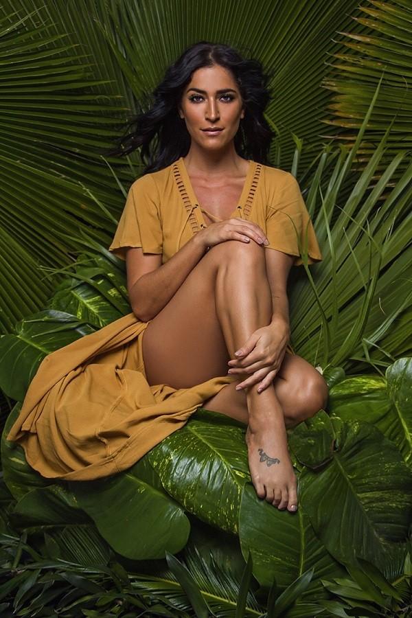 Maria Joana exibe ótima forma aos 60 kg e 1,67 metro (Foto: Divulgação )