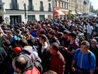 Munique se declara 'transbordada' por chegada de milhares de refugiados