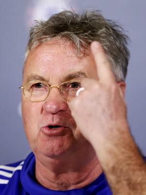 Hiddink Chelsea (Foto: Reuters)