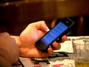 GNews - celular (Foto: Reprodução/GloboNews)