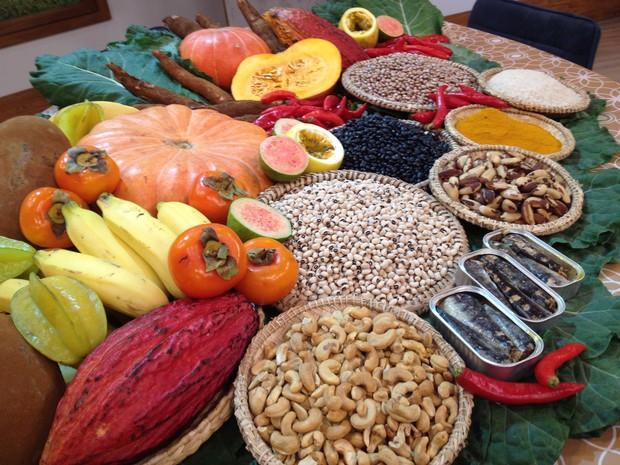 bem estar comida (Foto: Mariana Garcia/G1)