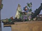 Incêndio atinge casa em Santarém e imagens de santas ficam intactas