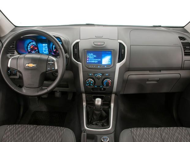 Auto Esporte - Chevrolet S10 e Trailblazer ganham novo ...