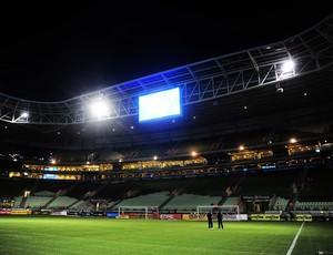 Palmeiras x Grêmio arena (Foto: Marcos Ribolli)