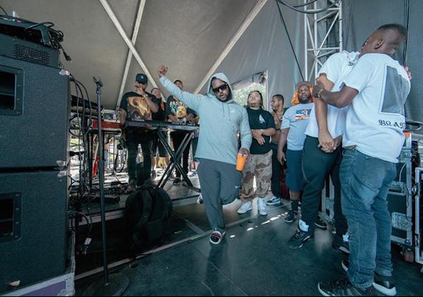 O rapper ScHoolboy Q  (Foto: Instagram)