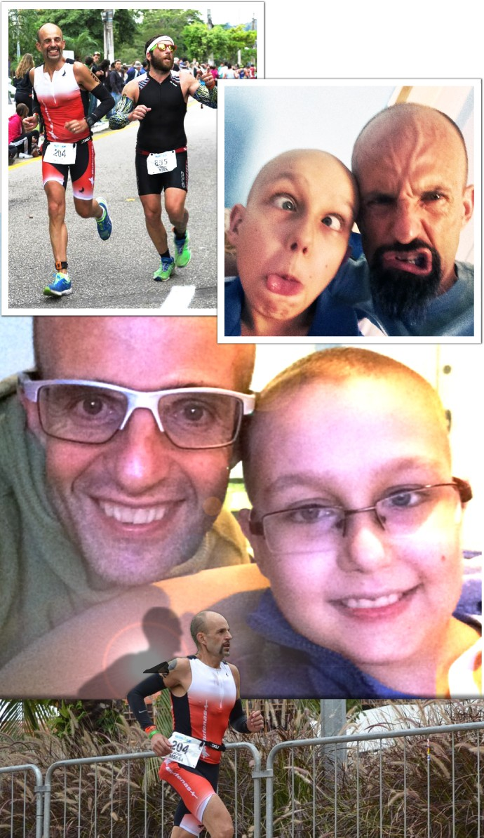 euatleta pai e filho ze e diego (Foto: eu atleta)